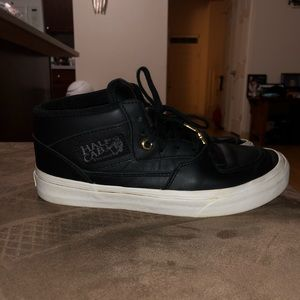 Vans Leather Half Cab